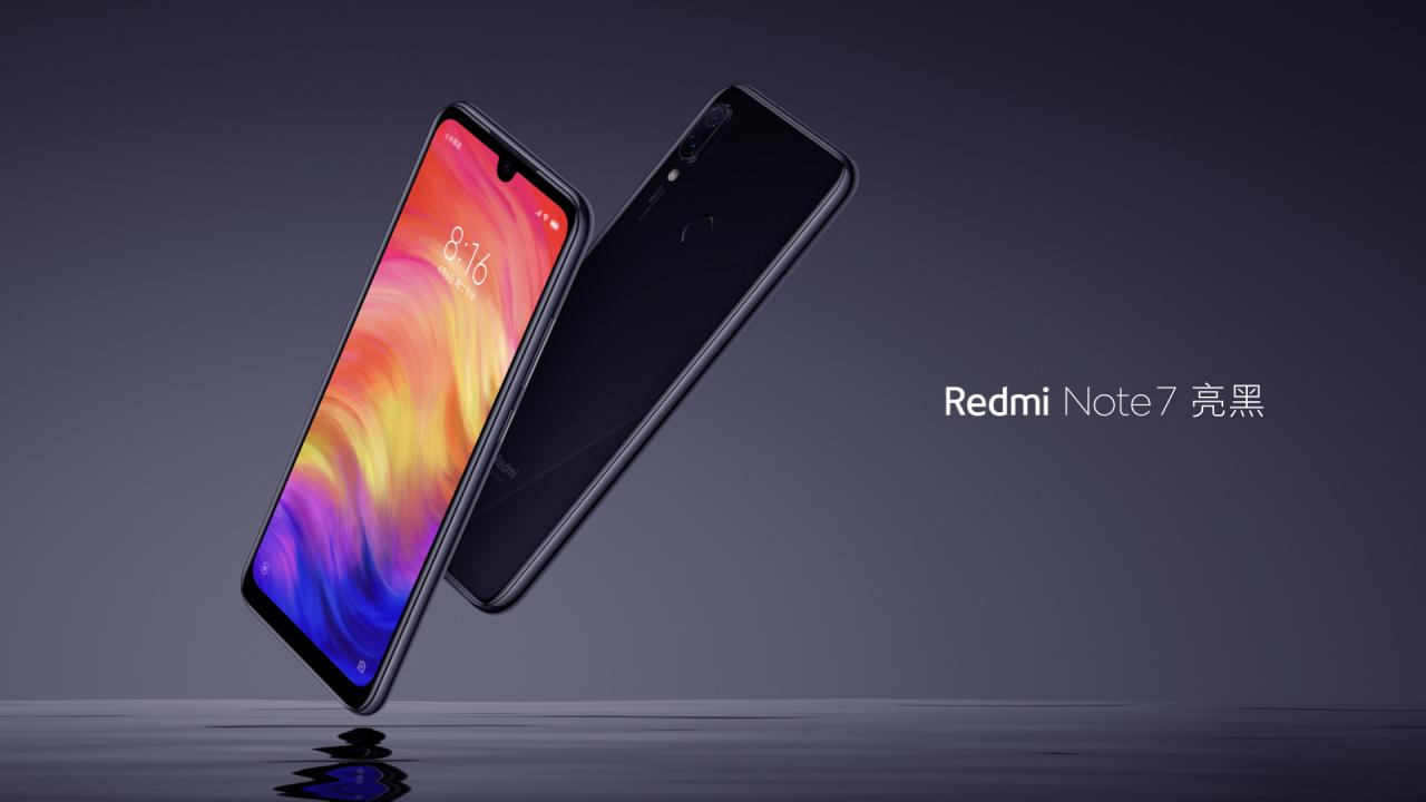 Redmi Note 7 / Redmi 7 马来西亚发布,定于3月27日发售,最低RM499起 4