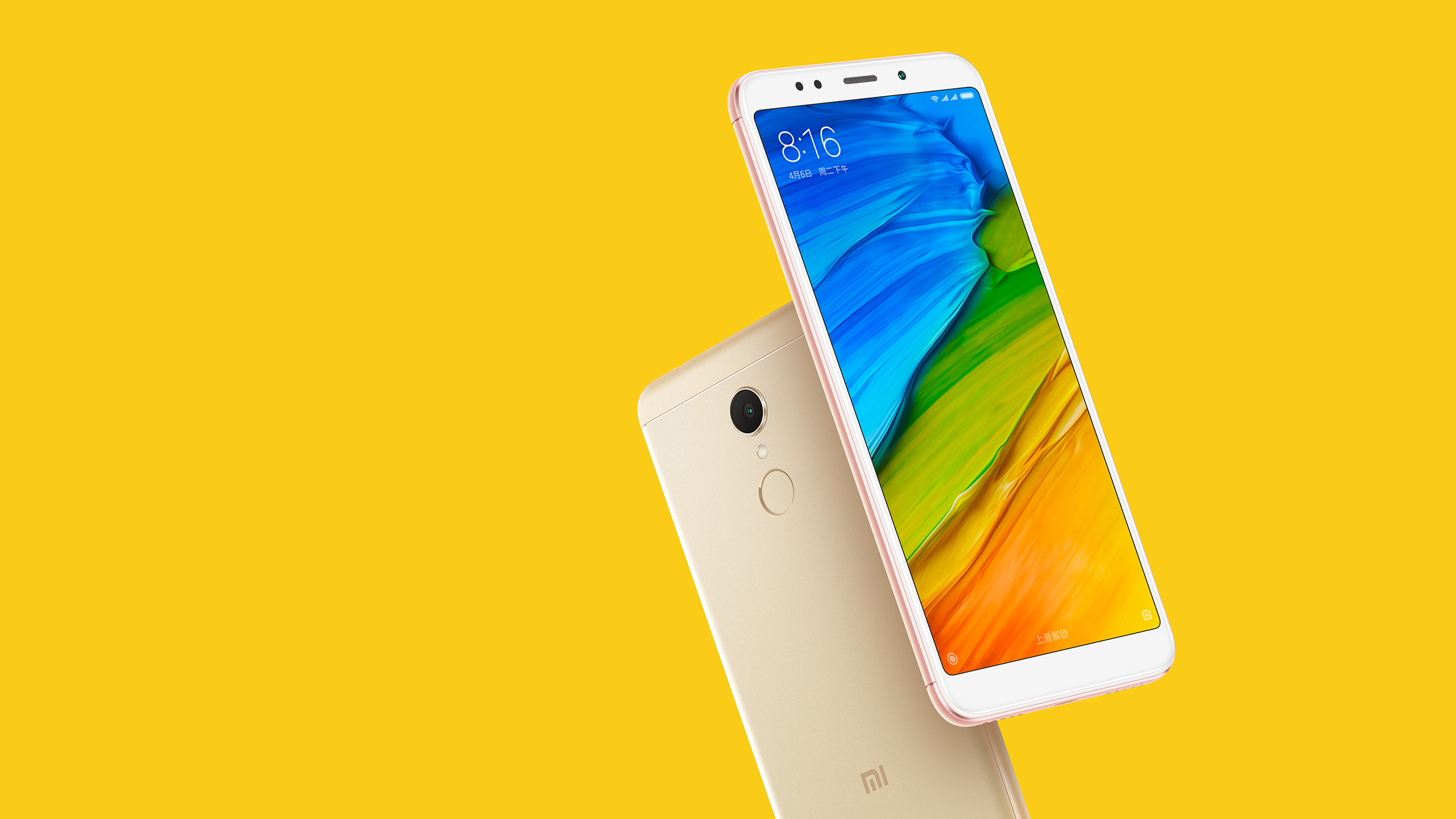 Redmi 5 Xiaomi 6 Gold 3 32gb 3gb Msp 17499