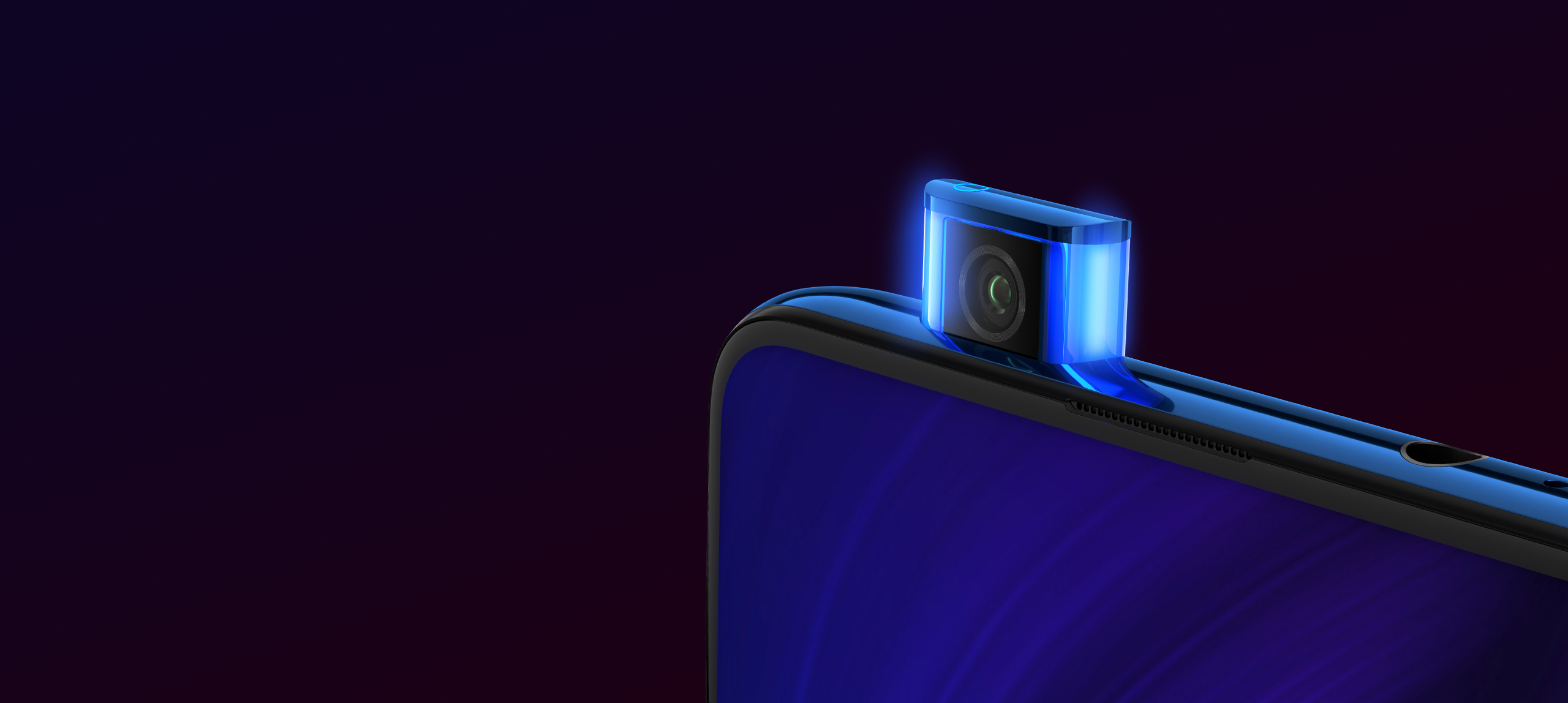 Xiaomi 7t pro camara frontal